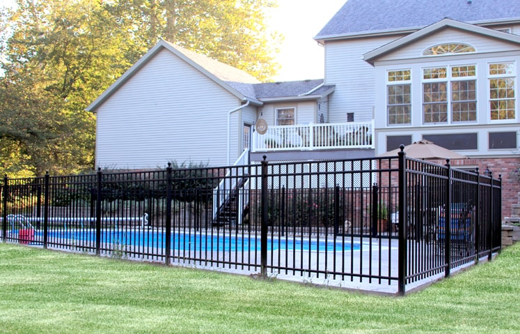 Aluminum Fence Contractor | Mt Hope Fence in Ohio