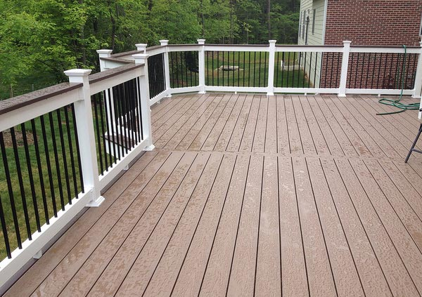 Tough Amp Durable Azek Decking Contractor Mt Hope Fence